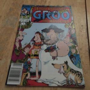 Other - Sergio aragones groo the wanderer comic